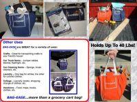 Sell Bag-Ease Shopping Bag / Cart Helper