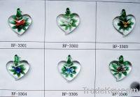 Sell Fashion Lampwork Glass Pendants