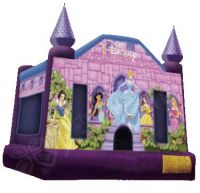 Sell  inflatable bouncer/princess bouncer/combo bouncer