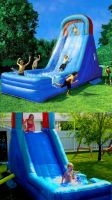 Sell water slide/inflatable slide/water game with newest style