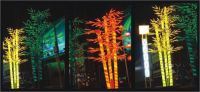 Sell lighted bamboo outdoor lighting