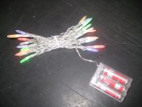 Sell LED Battery operated string light