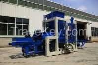 Automatic Concrete Brick Machine / Fly Ash Brick Machine on Sale (export brick machine more than 100 countries)