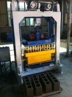 Automatic egg laying block making machine/hollow brick/solid bricks