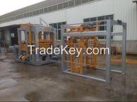 CE Quality Certified Multifunctional paving brick machine and hollow brick machine