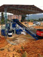 Good performance cement block machine!QY3-10 semi automatic small cement block making machine