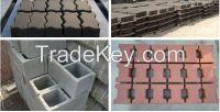 QY3-10 brick machine/hydraulic brick machine/cement paver block making machine