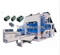 QT12-15 concrete brick block machine for sale