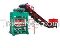 China Cement block machine price QTJ4-40 concrete block making machine