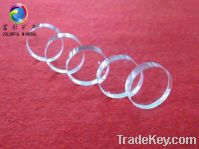 Sell Clear Quartz Glass Wafers