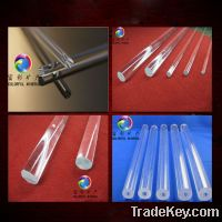 Sell  Quartz Rod Used for Semiconductor Industry
