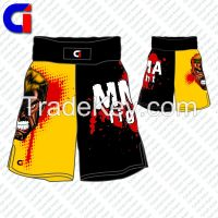 MMA Board Short