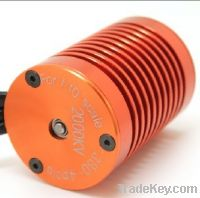 Sell brushless motor for car, boat and plane