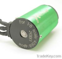 Sell brushless motor for rc boat , rc car and plane