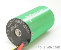 Sell micro brushless motor for rc boat , rc car and airplane