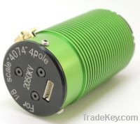 Sell micro brushless motor for rc car , rc boat and rc helicopter