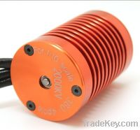 Sell micro brushles motor for rc boat , rc car and rc airplane