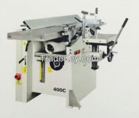 UAE COMBINATION MACHINE WITH PLANER & THICKNESSOR + MORTISING DEVICE