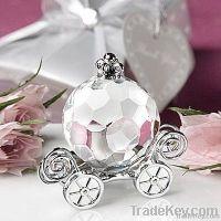 Sell Crystal Favor Box (Cinderella Pumpkin Coach)