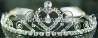 Sell Shiny Rhinestone Tiara/Crown-EB1007