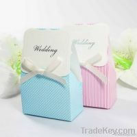 Sell Favor Box with Ribbon