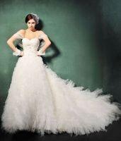 Sell Wedding Dress (Elegant Chapel Train)