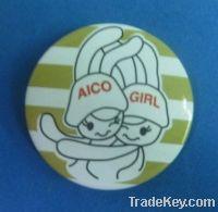 Sell Tin Badge