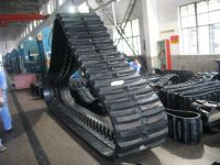 Sell rubber tracks from Hanghou YUNHE factory