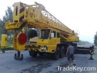 Sell used 120 tonTadanocrane for sell