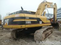 Sell  used CAT excavator in good condition