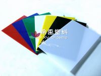 Sell colorful quality plastic high impact plystrene sheeting