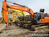 Sell used excavator hitachi zx200