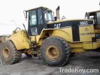 Sell used CAT loader 966G