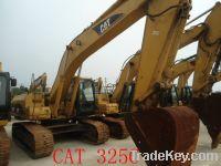 Sell used excavator CAT 325C, 325DL, 330C, 330D