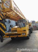 Sell used crane Tadano TG500E