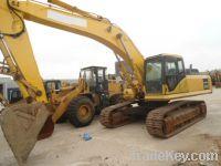 Sell used komatsu excavator PC360