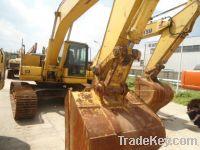 Sell used excavator komatsu PC220