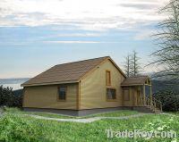 """Frame-panel house """"Kochanov"""""""