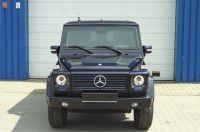 Armoured Mercedes G500 (B6 class)