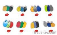 Sell Hot sale RFID key tag/key ring/keychian/key fob