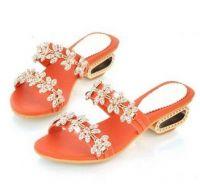 Sell Women Low Heel Slippers