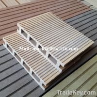Durable and UV-Resistant wpc composite decking(BD125H21B)