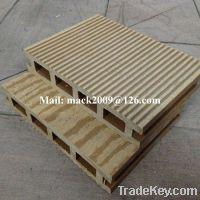 Garden/Yard Decoration composite lumber decking(BD135H2A)