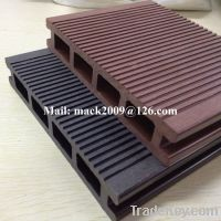 NewTechWood High Quality wood plastic composite decking(BD140H25D)