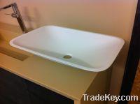 Sell Corian Design wash basin model Arena