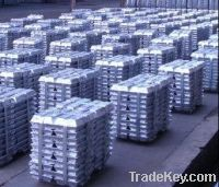 Sell zinc alloy ingot