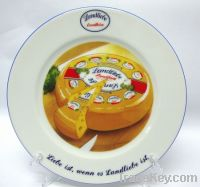 Sell porcelain plate