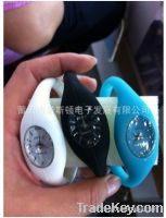 Sell silicone ion watch manufacturer promotion
