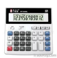 Sell 12 digital desk calculator  cheap sale