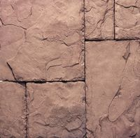 clay cement stone/tiles